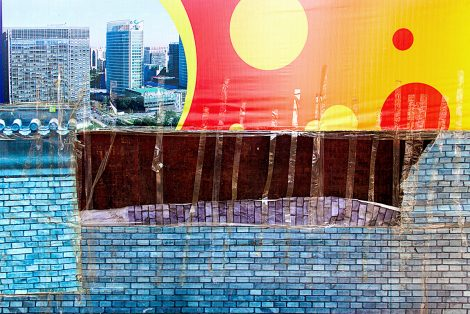 Stefan Hammer; Fotografie; photography; Mao paradise; Dummy Award Kassel; China; Beijing; photobook; Print;